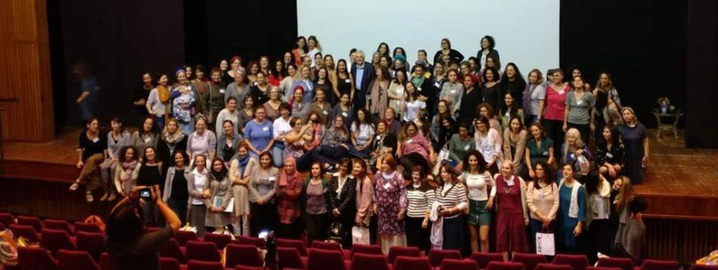 מישל אודנט בישראל 2018